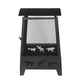 ALEKO Laser Cut Animal Design Outdoor Ste..