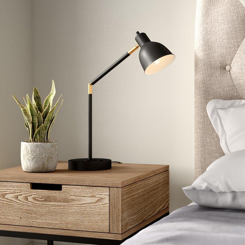 Greyleigh Kress 2075 Desk Lamp Reviews Wayfair