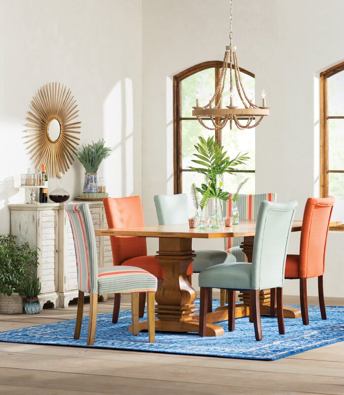 eclectic home office alison. Alison Dining Table Eclectic Home Office