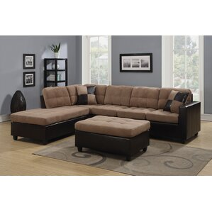 Mcandrews Sectional by Red..