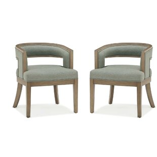 Compare & Buy Ashtyn Barrel Chair (Set of 2) by Ophelia & Co. Reviews (2019) & Buyer's Guide