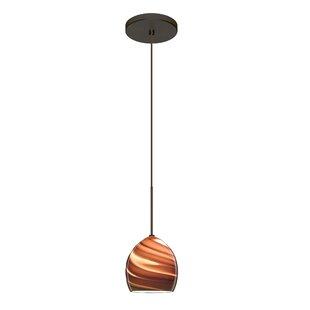 Besa Lighting Sprite 1-Light Cone Pendant