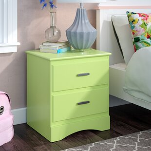 Inexpensive Alzado 2 Drawer Nightstand by Mack & Milo Reviews (2019) & Buyer's Guide