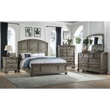 Gil Standard Configurable Bedroom Set by Canora Grey