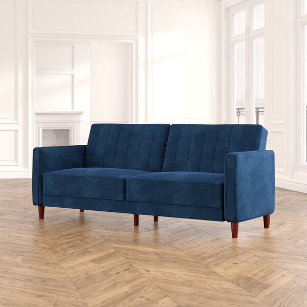 Dark Blue Sleeper Sofa | Wayfair