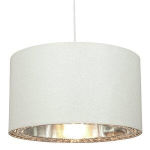 Ravel 40cm Textile Drum Pendant/Lamp Shade