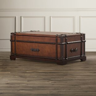 Jeffries Coffee Table with Storage