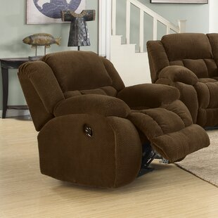 Bolander Manual Glider Recliner