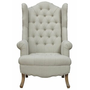 Madison Wing Chair by TOV Furniture