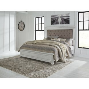 Kanwyn Upholstered Panel Bed by Signature Design by Ashley