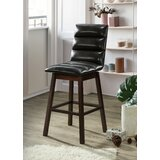 Hartleton Swivel 30 Bar Stool (Set of 2) by Latitude Run