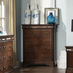 Darby Home Co Abe 5 Drawer Media Chest