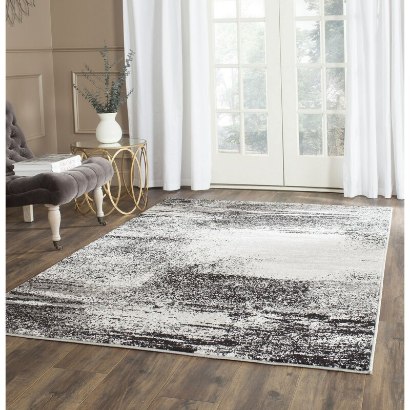 Trent Austin Design Costa Mesa Silver Area Rug Amp Reviews