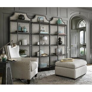 Reviews Mikah Standard Bookcase by One Allium Way