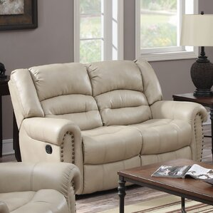 Dover Reclining Loveseat b..