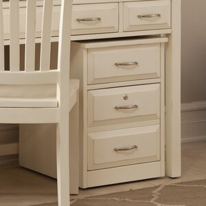 Hampton Bay 2-Drawer Mobile File Cabinet