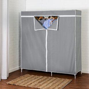 60 W Portable Wardrobe by Honey Can Do