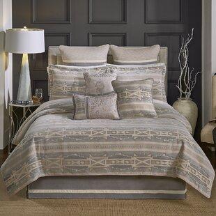 Croscill Home Fashions Ansonia 4 Piece Reversible Comforter Set