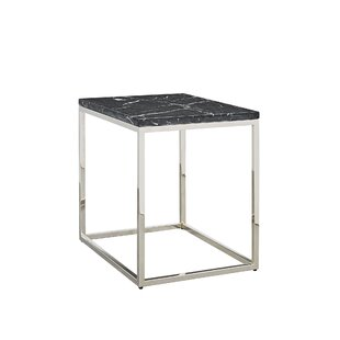 Brayden Studio Louisa Rectangular End Table