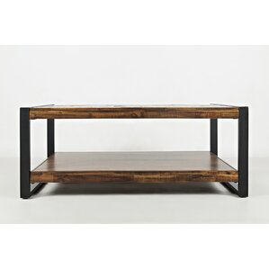 Gracie Oaks Ailey Rectangle Coffee Table