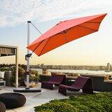 Alexander-Ferba 10 Square Cantilever Umbrella