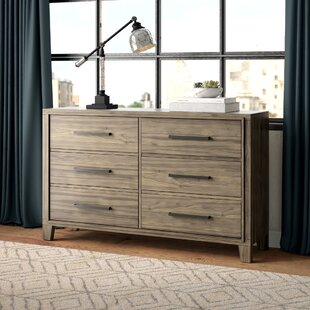 Buying Krum 6 Drawer Double Dresser by Greyleigh Reviews (2019) & Buyer's Guide