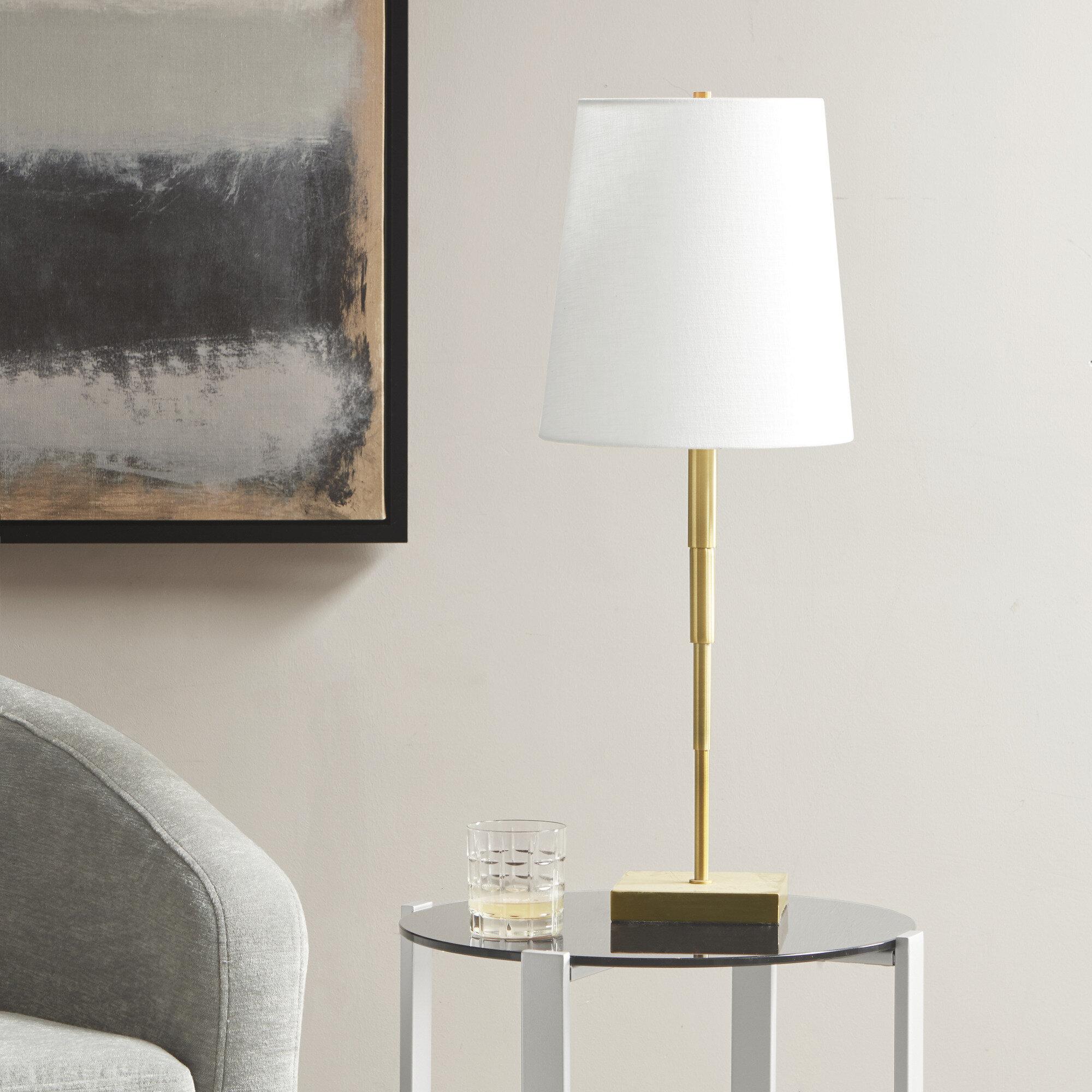 Martha Stewart Henry 27 Table Lamp Wayfair