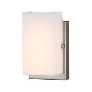 Orren Ellis Lyly 1-Light LED Bath Bar