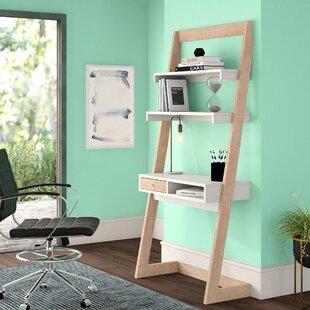 Blitar 1 Drawer Ladder Desk