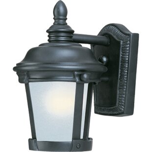 Dove Springs LED Outdoor Wall Lantern by Darby Home Co