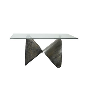 Harvell Dining Table by Orren Ellis Today Only Sale