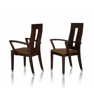 Clower Dining Chair (Set of 2) by Orren E..