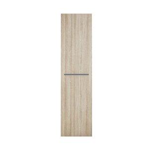 Garderobenschrank Twist, 196,7 cm H x 49,8 cm B x 1,8 cm T von Demeyere