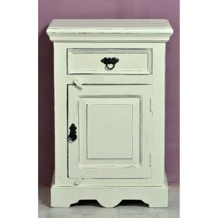 Crosier 50 X 72cm Free Standing Cabinet By Brambly Cottage