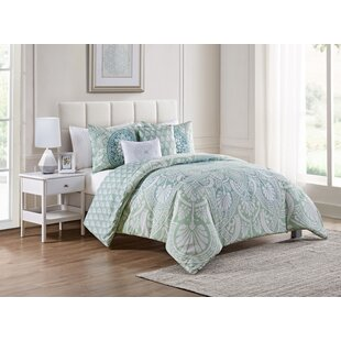 Deann Reversible Comforter Set
