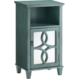 Maisie End Table With Storage by Crown Mark