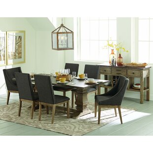 Buy clear Perryman Rectangular Dining Table By One Allium Way