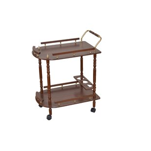 Ahana Serving Cart By Marlow Home Co.