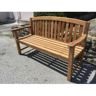 Kerlin Teak Bench By Sol 72 Outdoor