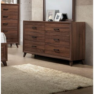 Lusk 6 Drawer Dresser