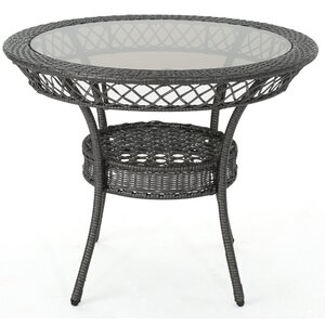Dionysus Wicker Dining Table