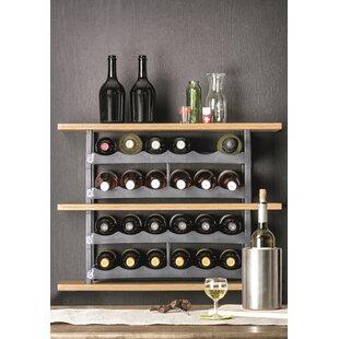 Vario 6 Bottle Wine Rack (Set Of 9) By Rotho
