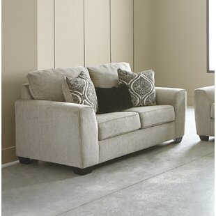 Affordable Price Lockhart Loveseat by Alcott Hill Reviews (2019) & Buyer's Guide