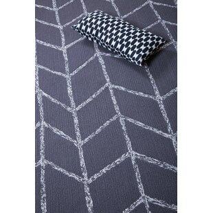 Shadow Hand-Tufted Dark Gray Indoor/Outdoor Area Rug