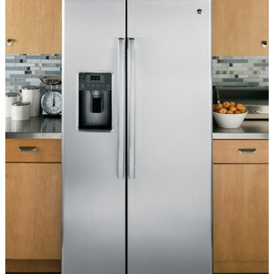 25.3 cu. ft. Side-by-Side Refrigerator