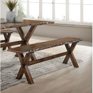 Ostrander Wood Bench by Lo..