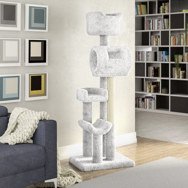Boon Tower Cat Condo Wayfair