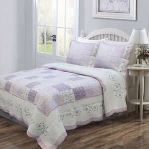 Love of Lilac Quilt Collection