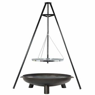 65cm Tripod Charcoal Barbecue By Symple Stuff
