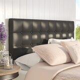 Corneau Upholstered Panel Headboard by August Grove®